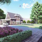 Verbouwing Baron van Nagellstraat in Voorthuizen goedgekeurd door gemeente